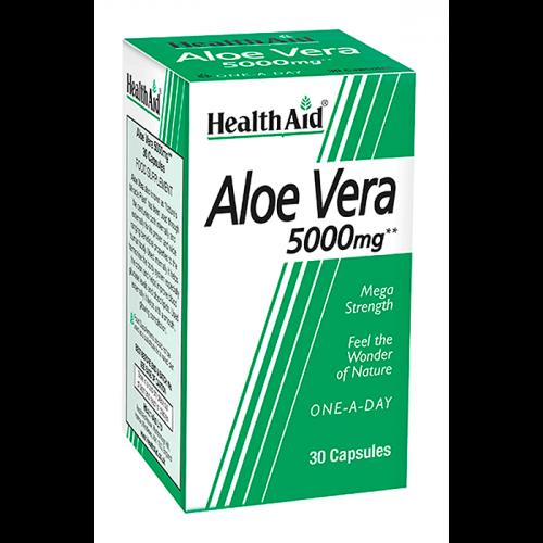 H/AID ALOE VERA  30caps