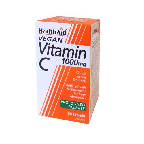 H/AID VITAMIN C 1gr 60tabs -economy