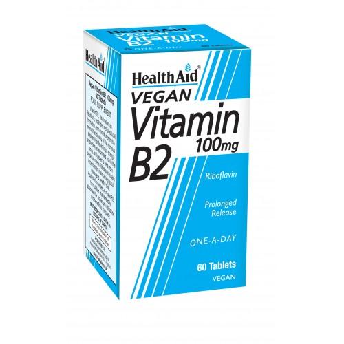 H/AID VITAMIN Β2  60tabs
