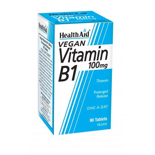 H/AID VITAMIN Β1  90tabs