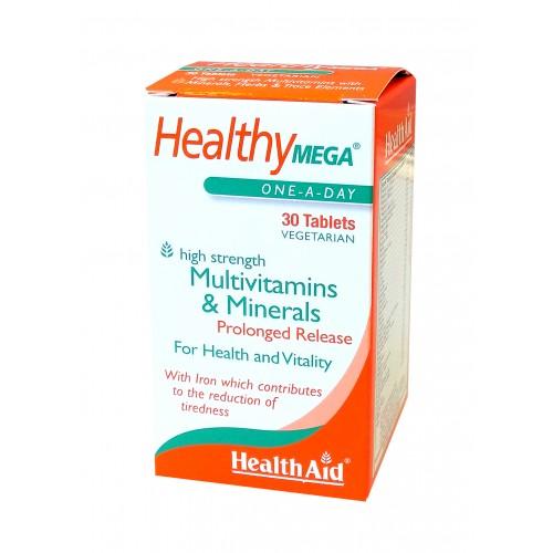 H/AID Healthy MEGA-multivit 30tabs
