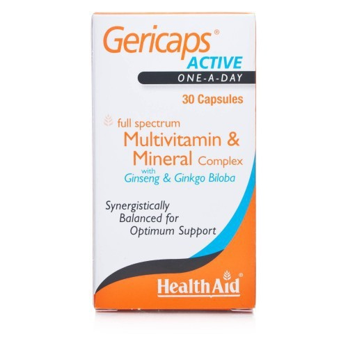 H/AID Gericaps ACTIVE-multi 30caps