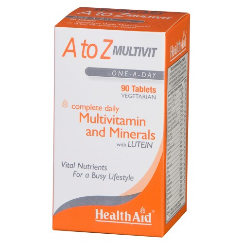 H/AID Α to Ζ MULTIVIT 90tabs