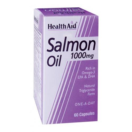 H/AID SALMON OIL 60caps