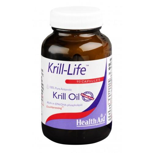 H/AID KRILL-LIFE oil 500mg 90caps