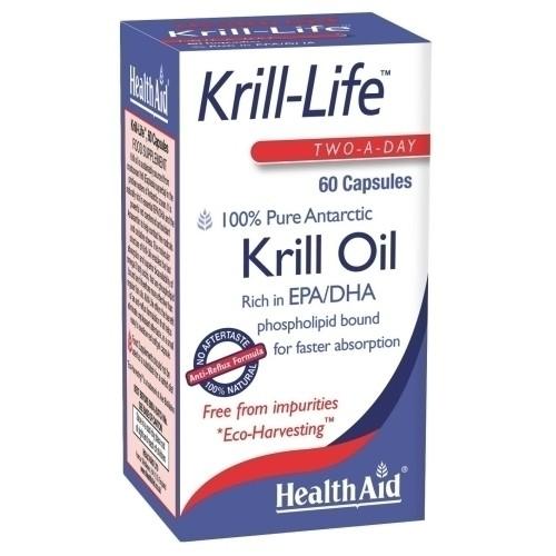 H/AID KRILL-LIFE oil 500mg 60caps