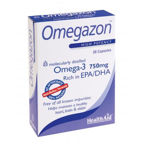 H/AID OMEGAZON 30 caps