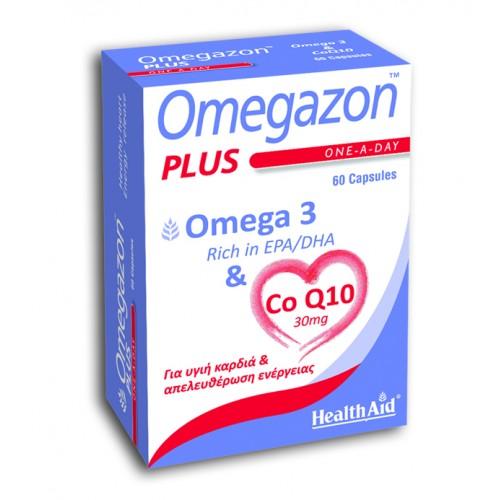 H/AID OMEGAZON  PLUS 60caps