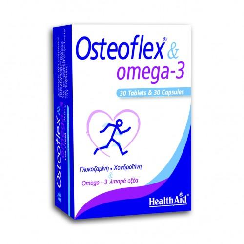 H/AID OSTEOFLEX & OMEGA-3 30t+30c