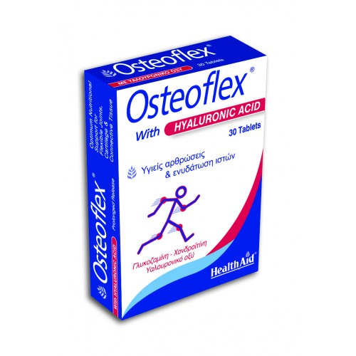 H/AID OSTEOFLEX Hyaluronic 30tabs