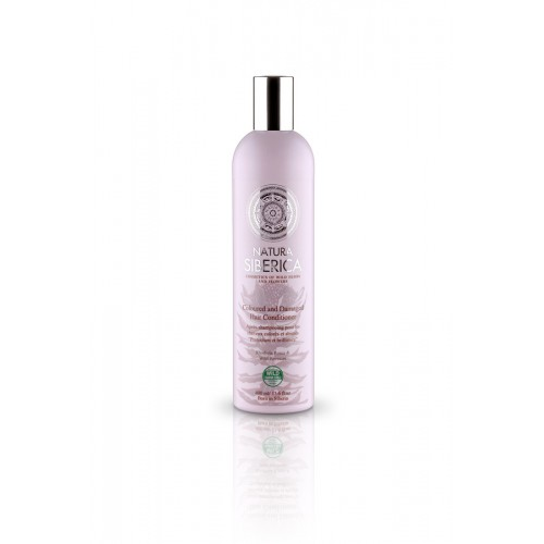 NATURA SIBERICA - Coloured and Damaged Hair Conditioner