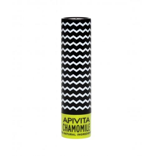 APIVITA LIP CARE με χαμομήλι SPF 15