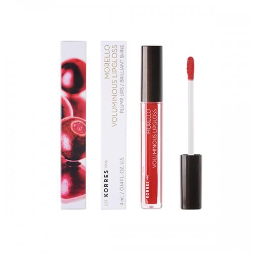 Korres Morello Voluminous Lipgloss 54 Real Red