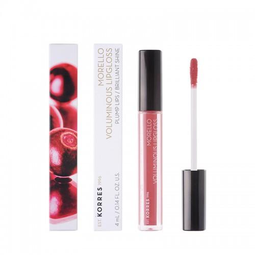 Korres Morello Voluminous Lipgloss 16 Blushed Pink