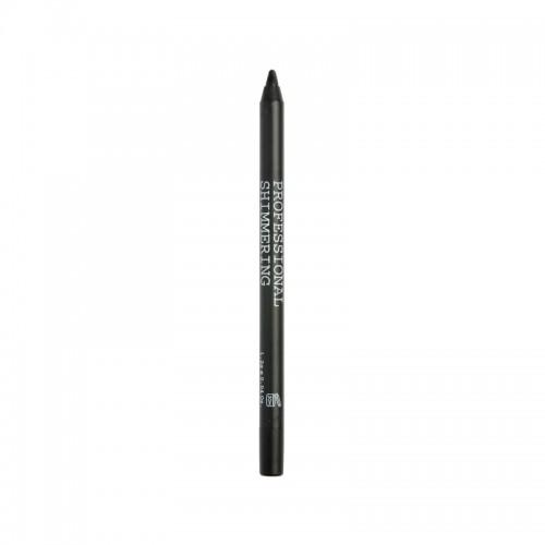 Korres Black Volcanic Minerals Professional Shimmering Eyeliner - 01 Black