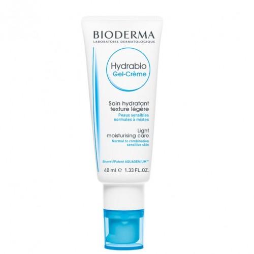 Bioderma Hydrabio Gel-Cream, Ενυδατική Κρέμα Λεπτόρρευστης Υφής 40ml