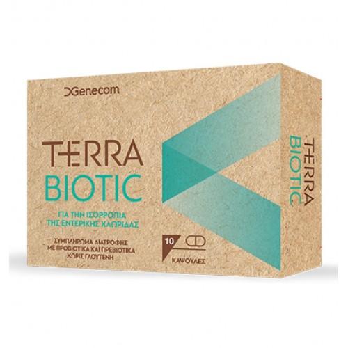 Terra Biotic, 10caps