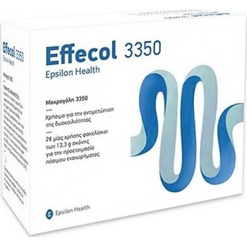 Epsilon Health Effecol 3350 Adult 24 sach