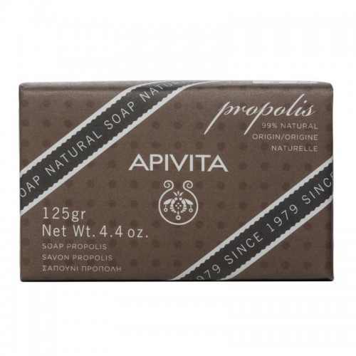 APIVITA SOAP PROPOLIS 125GR