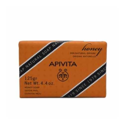 APIVITA SOAP HONEY 125GR