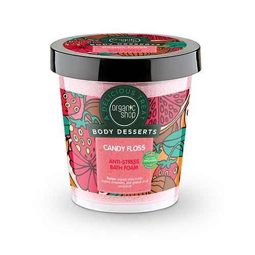 Organic Shop Body Desserts Candy Floss