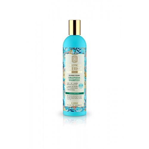 NATURA SIBERICA Oblepikha Shampoo for all hair types