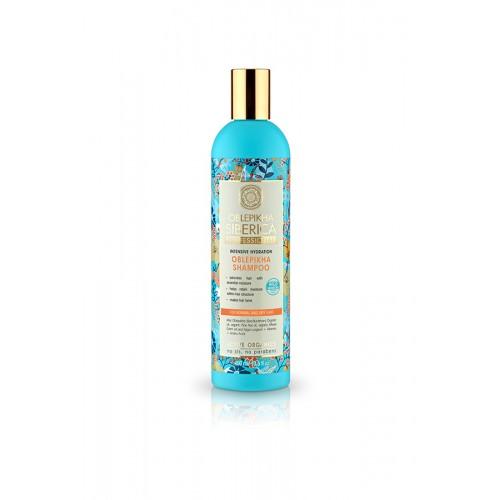 NATURA SIBERICA Oblepikha Shampoo for normal and Dry hair