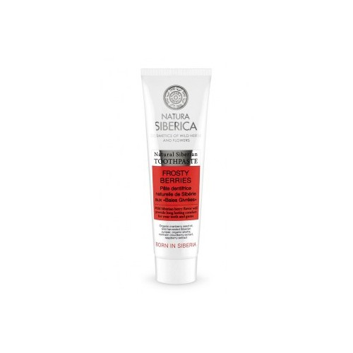 NATURA SIBERICA Toothpaste «Frosty Berries»