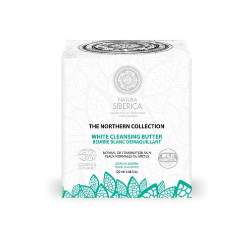 NATURA SIBERICA Northern Collection White Cleansing Butter