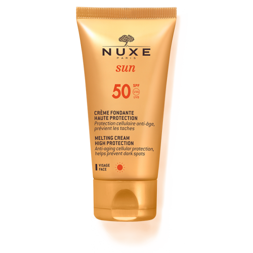 NUXE SUN face cream-αντιηλιακή κρέμα προσώπου SPF50