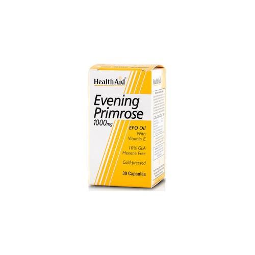 H/AID EVENING PRIMROSE 1gr 30caps