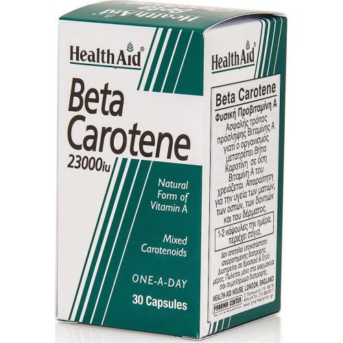 H/AID ΒΕΤΑ CAROTENE 30caps